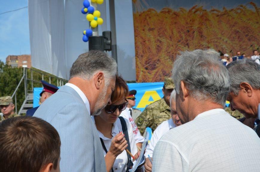 В Мариуполе празднуют День государственного флага (ФОТОРЕПОРТАЖ+ВИДЕО), фото-19