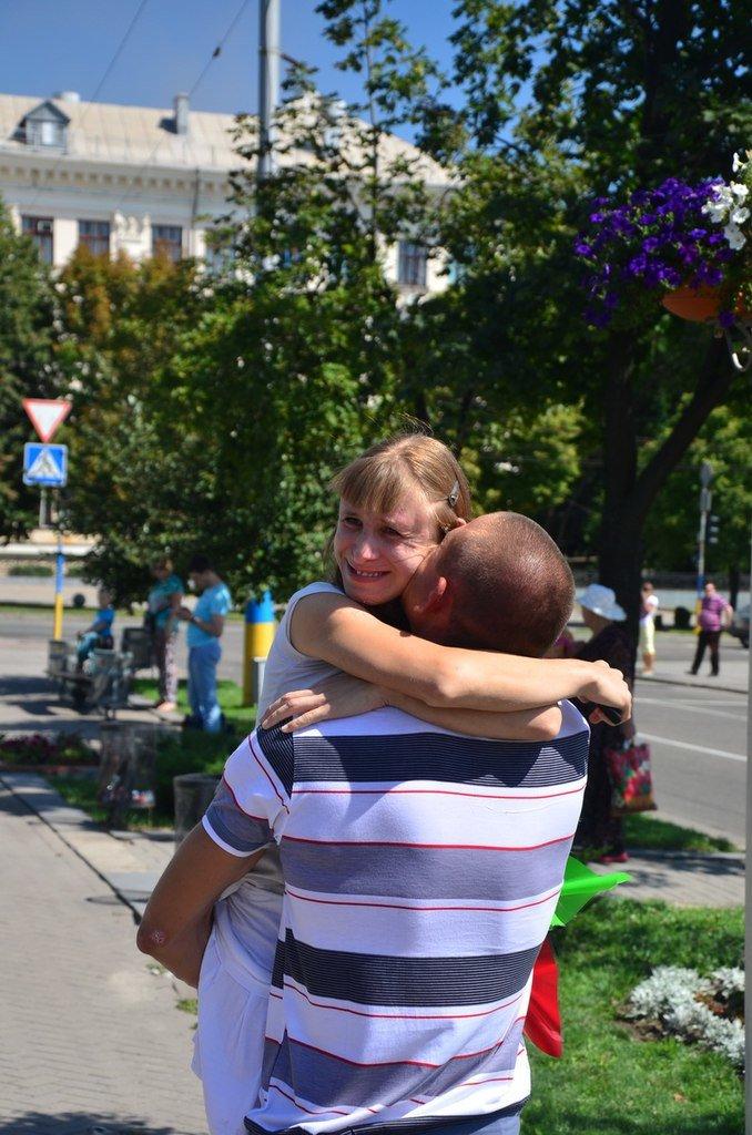 В Запорожье брат и сестра нашли друг друга через 20 лет (ФОТО) (фото) - фото 3