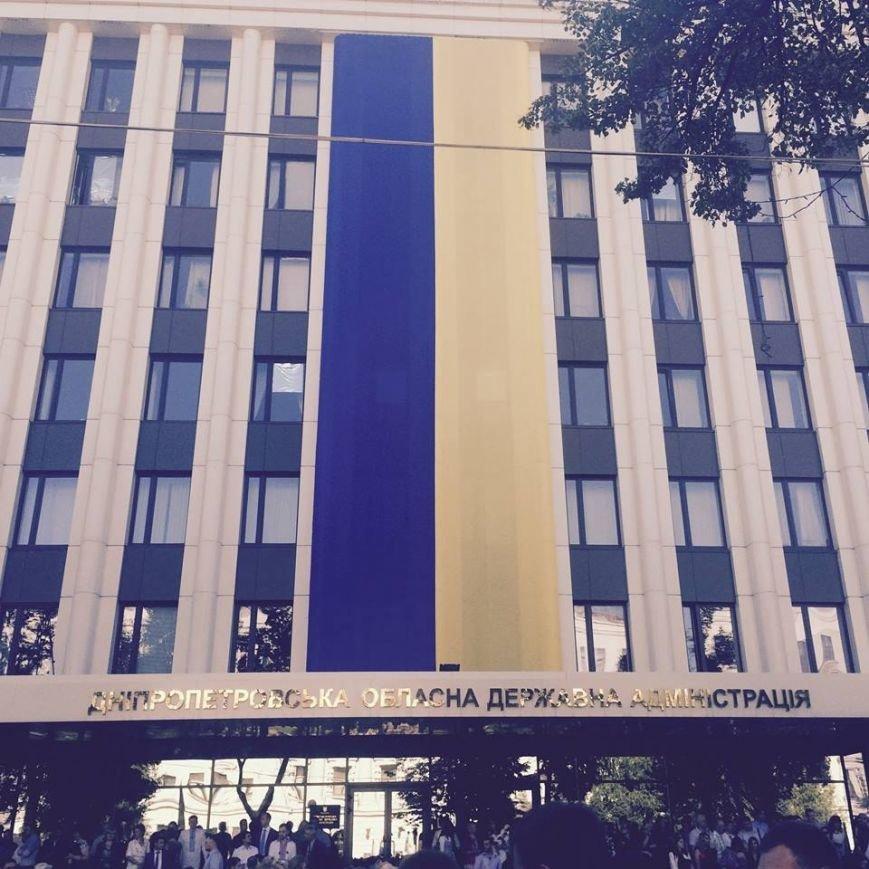 В честь Дня Независимости в Днепропетровске прошел патриотический велопробег (ФОТО) (фото) - фото 4