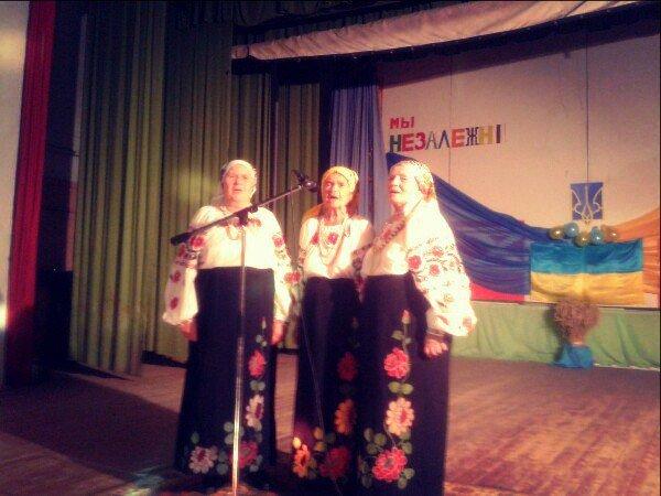 В Нововасильевке отметили День Независимости, фото-3