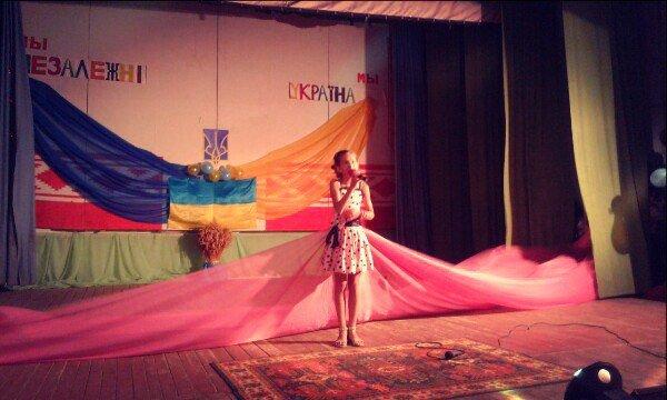 В Нововасильевке отметили День Независимости, фото-1