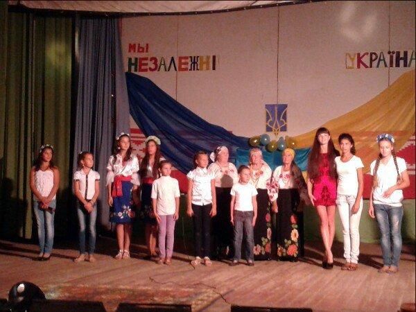 В Нововасильевке отметили День Независимости (фото) - фото 6