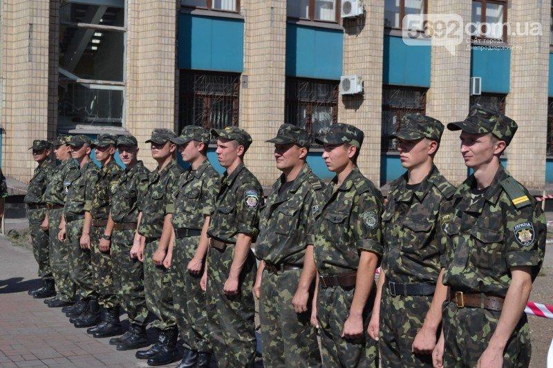 Днепродзержинск отметил День Независимости и День флага Украины, фото-16