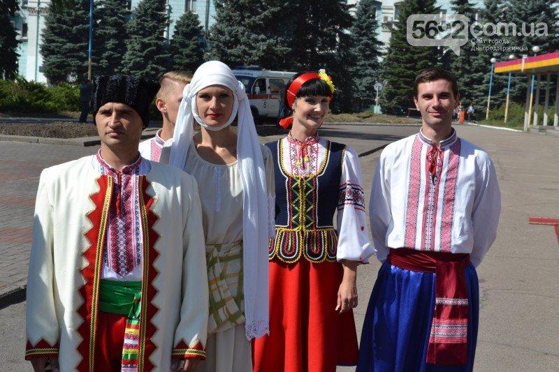 Днепродзержинск отметил День Независимости и День флага Украины, фото-18