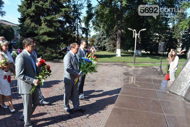Днепродзержинск отметил День Независимости и День флага Украины, фото-4