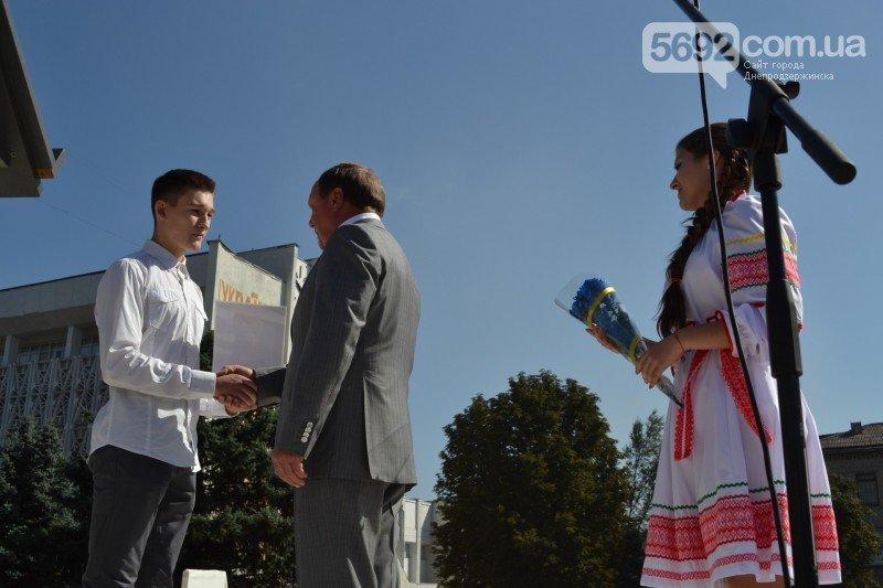 Днепродзержинск отметил День Независимости и День флага Украины, фото-17