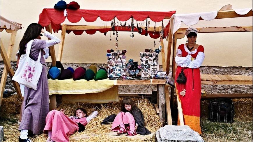 Пройшов 10-ий ювілейний фестиваль «Стародавній Меджибіж» (Фото) (фото) - фото 5