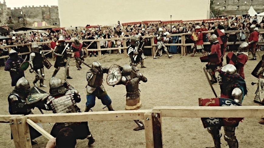 Пройшов 10-ий ювілейний фестиваль «Стародавній Меджибіж» (Фото) (фото) - фото 9
