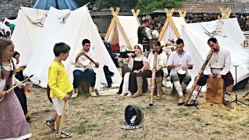 Пройшов 10-ий ювілейний фестиваль «Стародавній Меджибіж» (Фото) (фото) - фото 2