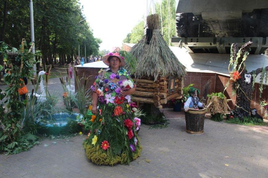 день цветов в Затоне1