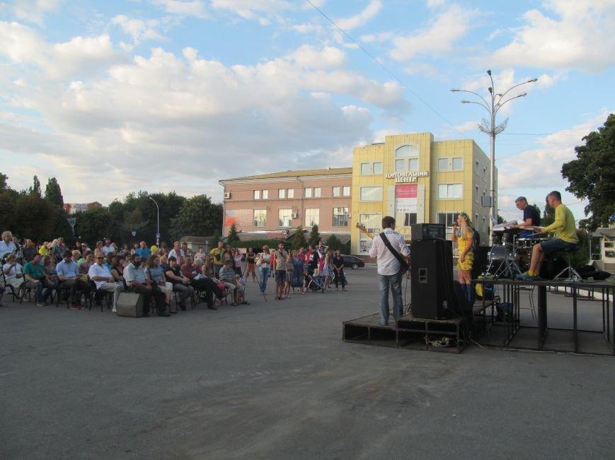 Кременчугские джазовые музыканты соединили Гимн Украины и католическую молитву, фото-1