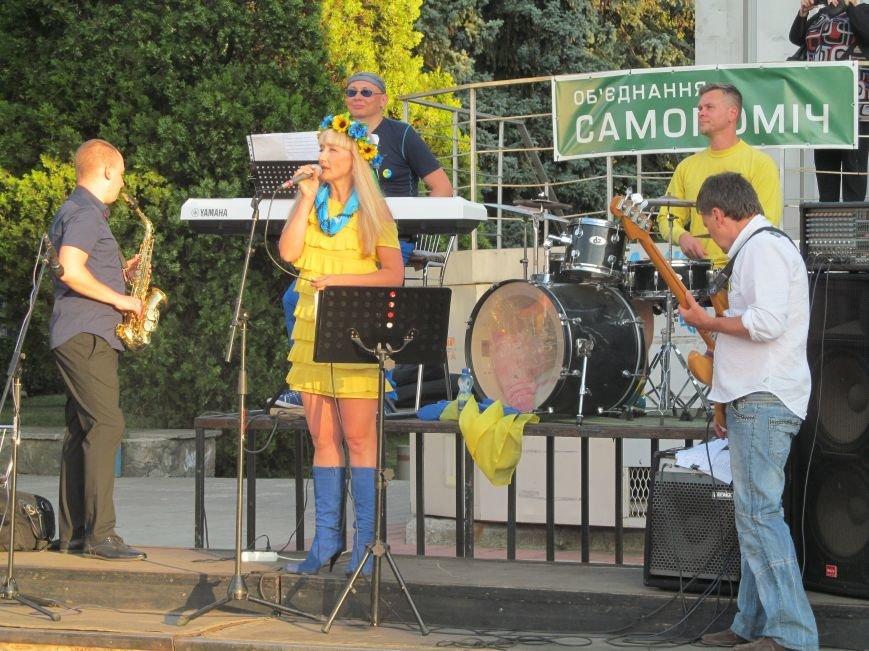 Кременчугские джазовые музыканты соединили Гимн Украины и католическую молитву, фото-2