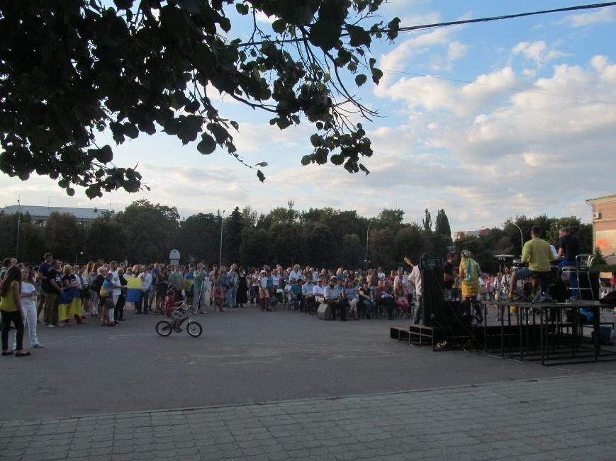 Кременчугские джазовые музыканты соединили Гимн Украины и католическую молитву, фото-3