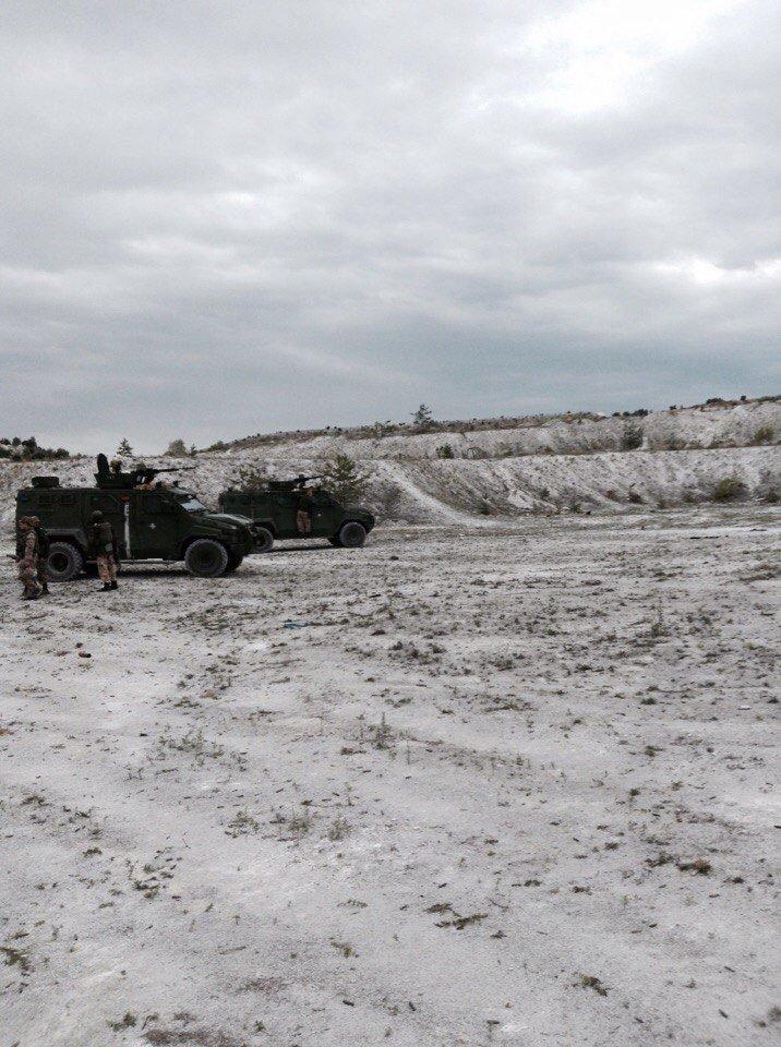 «Патриоты Доброполья» набираются опыта у 95-й отдельной аэромобильной бригады (ФОТО) (фото) - фото 1