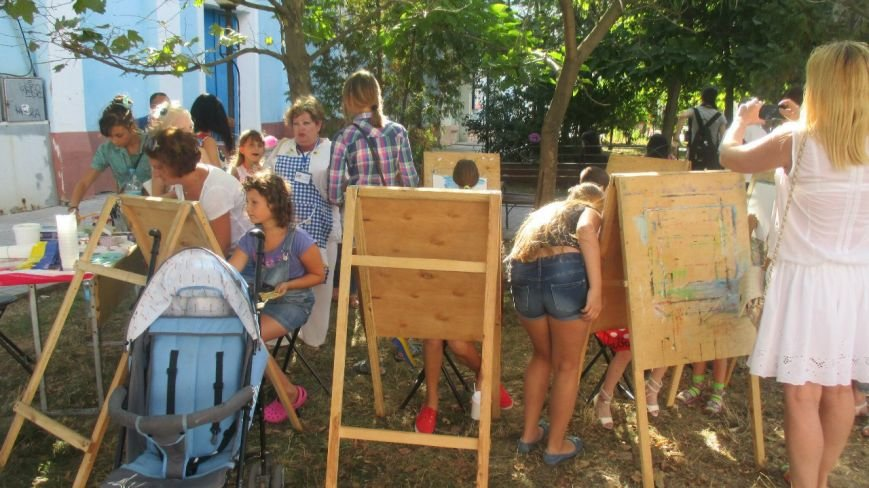 Арт-пикник «Моя хата не з краю» состоялся в Бердянске (фото) - фото 2