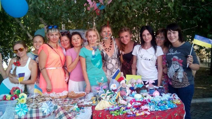 Арт-пикник «Моя хата не з краю» состоялся в Бердянске (фото) - фото 3