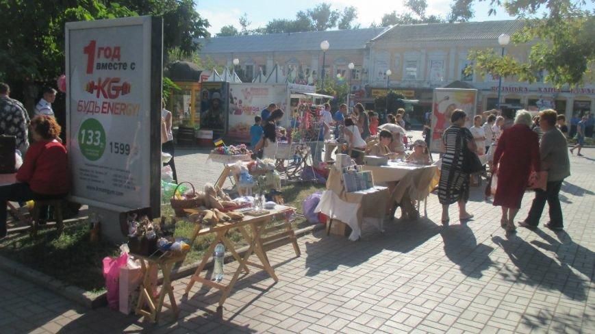 Арт-пикник «Моя хата не з краю» состоялся в Бердянске (фото) - фото 4