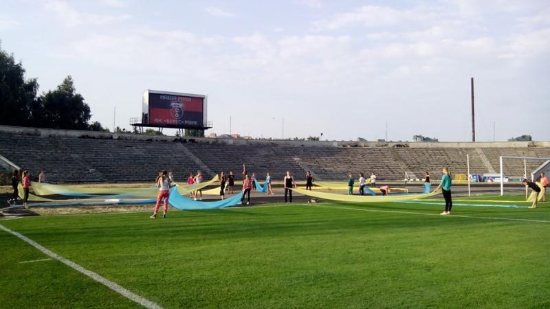 Рівненський «Верес» готується до матчу (фото) - фото 2