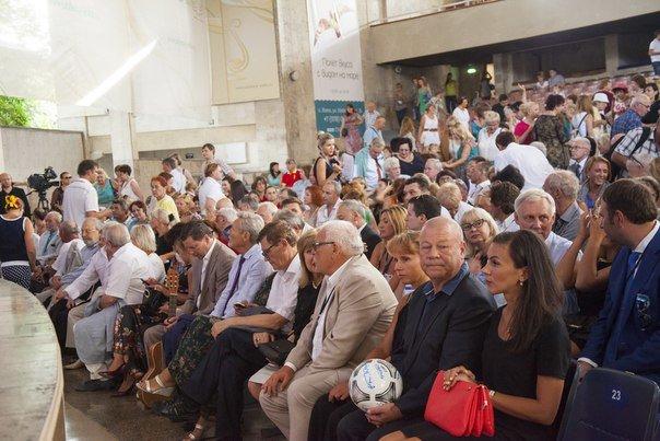 Телекинофорум «Вместе» в Ялте стал ярким событием и собрал под своими знаменами удивительных гостей (фото) - фото 4