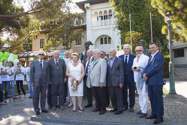 Телекинофорум «Вместе» в Ялте стал ярким событием и собрал под своими знаменами удивительных гостей (фото) - фото 7