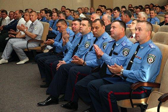 Хмельницькі міліціонери відзначили День Незалежності (Фото) (фото) - фото 1