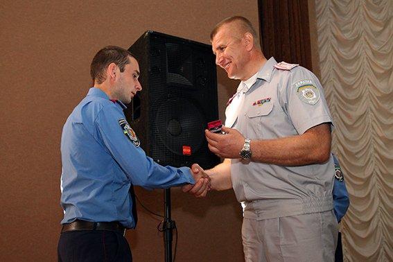 Хмельницькі міліціонери відзначили День Незалежності (Фото) (фото) - фото 2