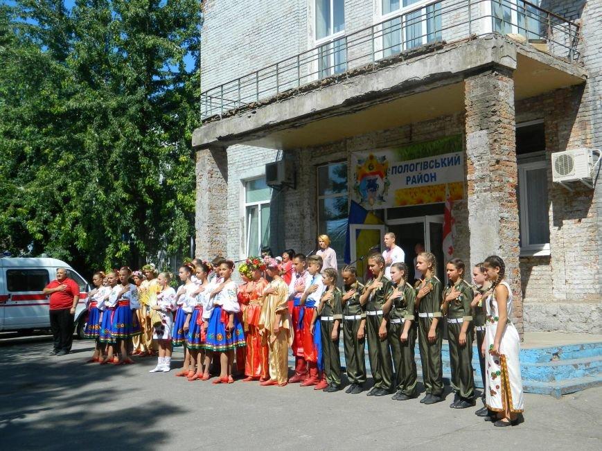 Как отмечали День Независимости в запорожском военном госпитале (ФОТО, ВИДЕО) (фото) - фото 5