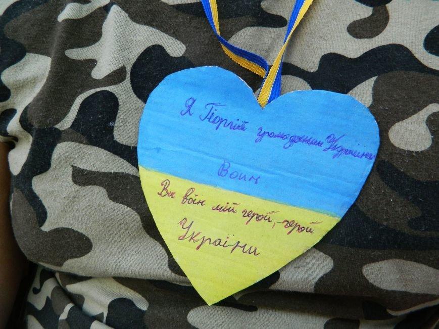 Как отмечали День Независимости в запорожском военном госпитале (ФОТО, ВИДЕО) (фото) - фото 20