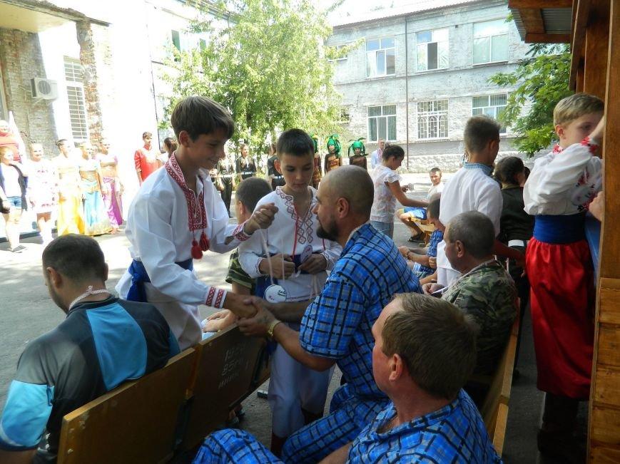 Как отмечали День Независимости в запорожском военном госпитале (ФОТО, ВИДЕО) (фото) - фото 18