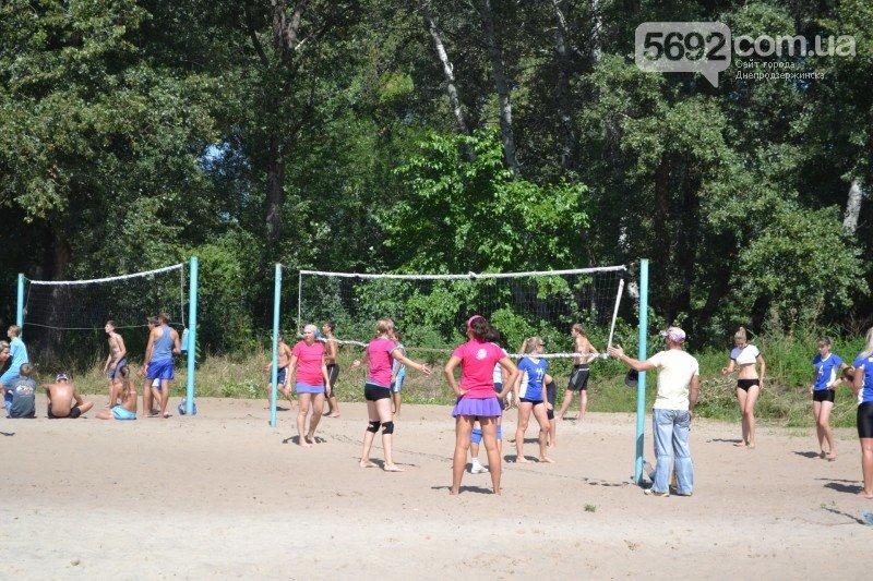 В Днепродзержинске прошел волейбольный «Кубок Независимости», фото-1