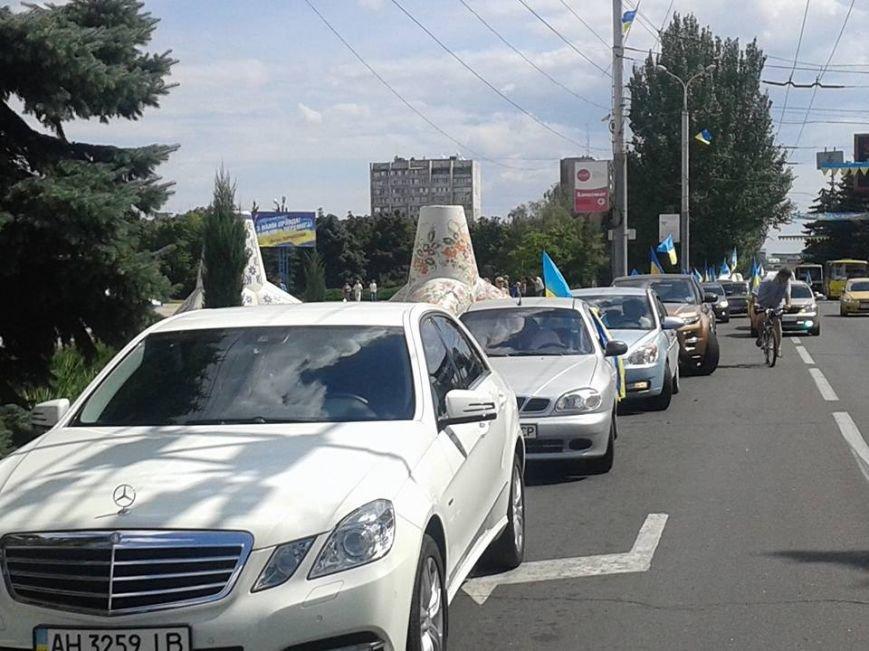 В Мариуполе состоялся патриотический автопробег (ФОТО), фото-8