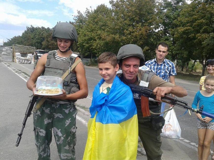 В Мариуполе состоялся патриотический автопробег (ФОТО), фото-1