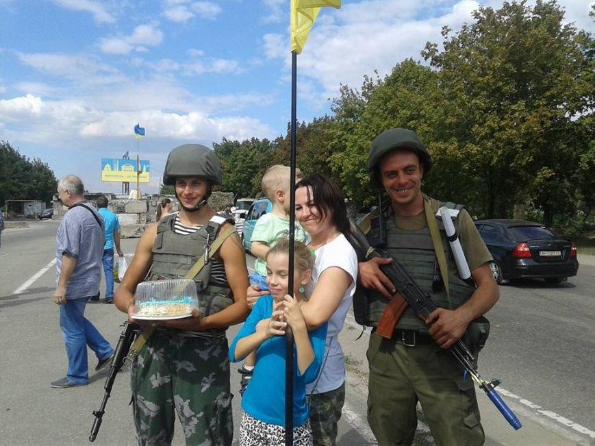 В Мариуполе состоялся патриотический автопробег (ФОТО), фото-2