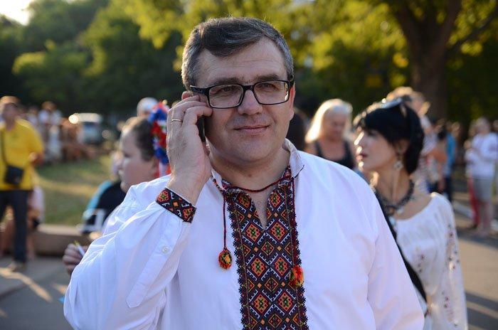 Николаевцы отметили День Независимости в вышиванках и с флагами (ФОТОРЕПОРТАЖ), фото-19
