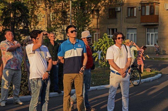Николаевцы отметили День Независимости в вышиванках и с флагами (ФОТОРЕПОРТАЖ), фото-26