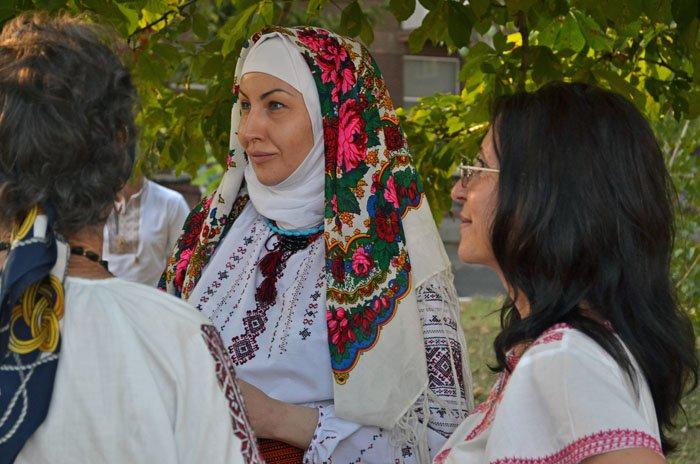 Николаевцы отметили День Независимости в вышиванках и с флагами (ФОТОРЕПОРТАЖ), фото-25