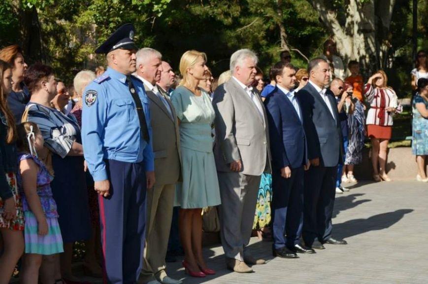 Николаевщина минутой молчания почтила память о погибших воинах (ФОТО), фото-3