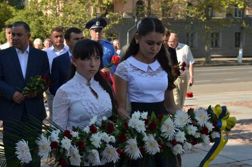 Николаевщина минутой молчания почтила память о погибших воинах (ФОТО), фото-7