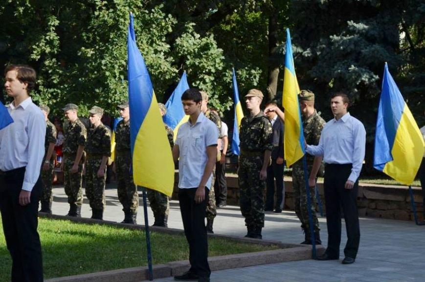 Николаевщина минутой молчания почтила память о погибших воинах (ФОТО), фото-1