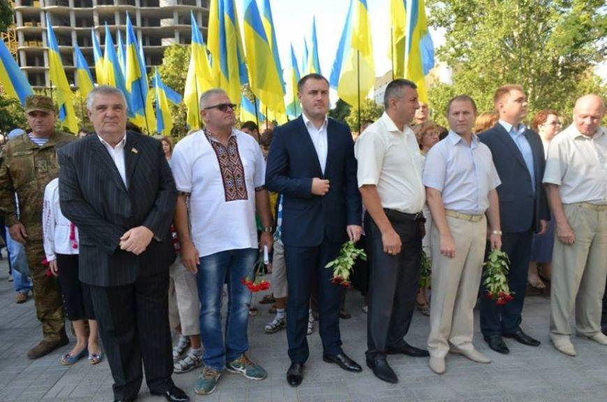 Николаевщина минутой молчания почтила память о погибших воинах (ФОТО), фото-4