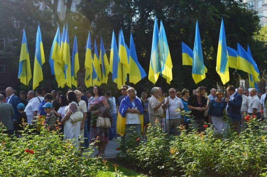 Николаевщина минутой молчания почтила память о погибших воинах (ФОТО), фото-2