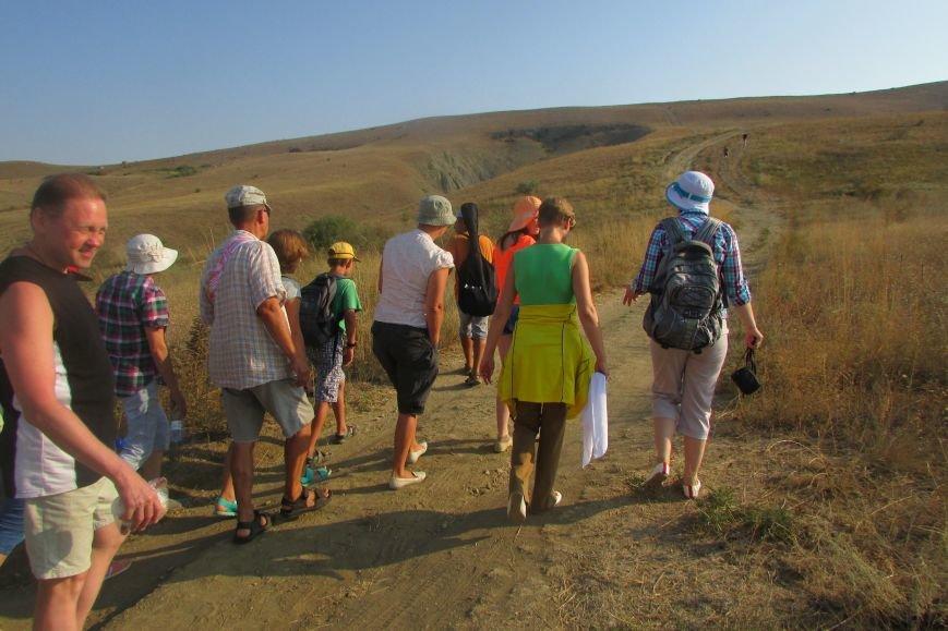 Восхождение на гору Кучук-Енишары