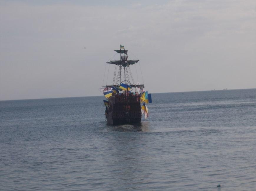 В Бердянске состоялся аквамайдан (фото) - фото 8