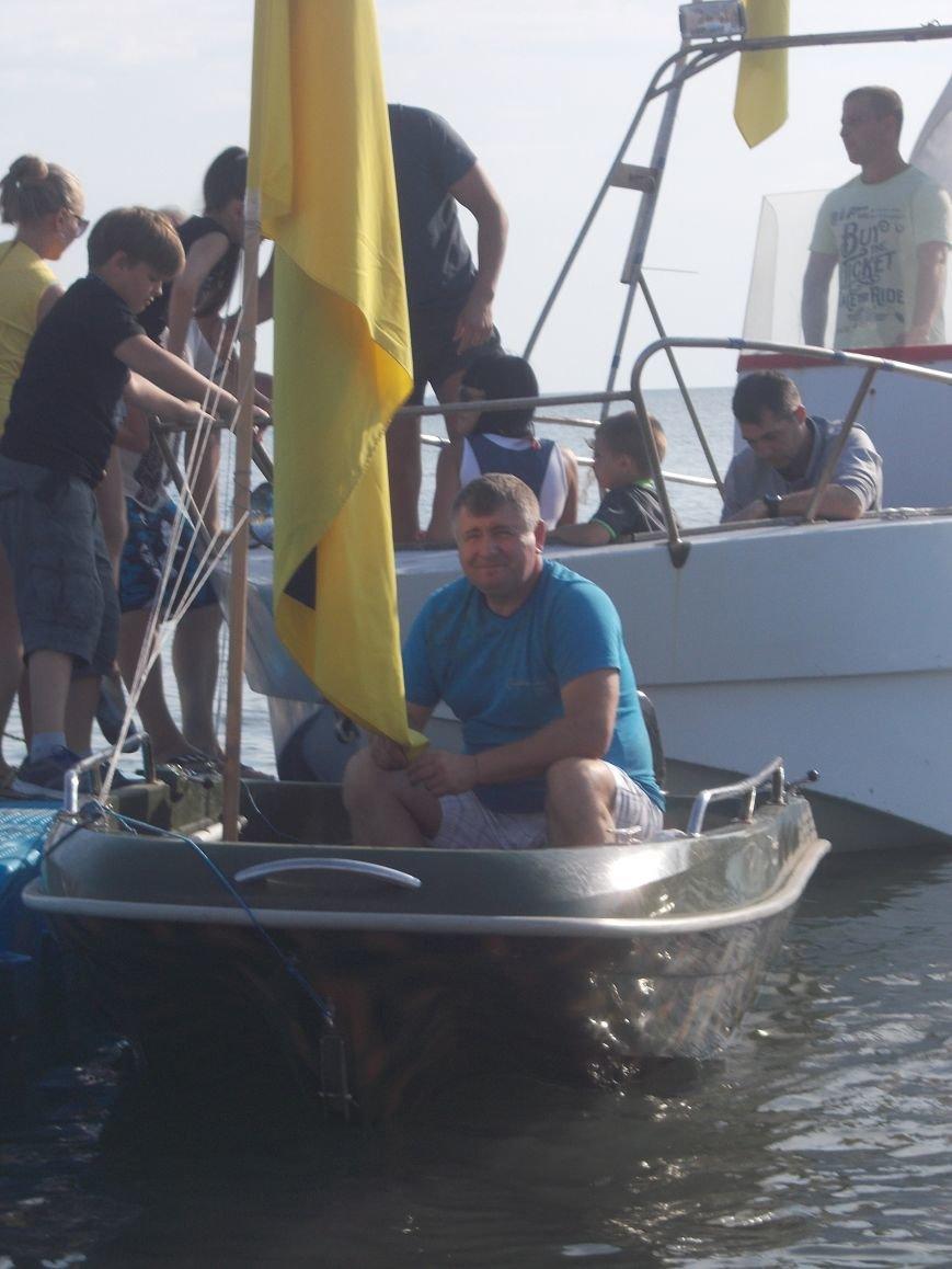 В Бердянске состоялся аквамайдан (фото) - фото 5