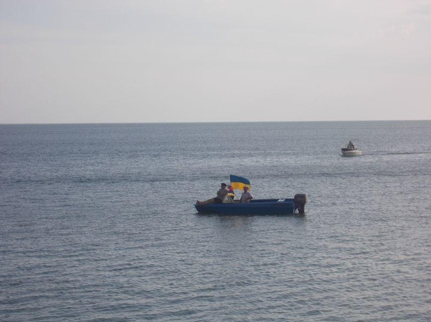 В Бердянске состоялся аквамайдан (фото) - фото 2