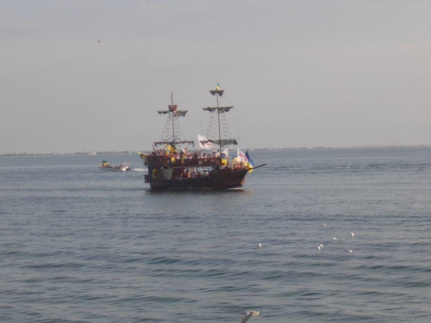 В Бердянске состоялся аквамайдан (фото) - фото 10