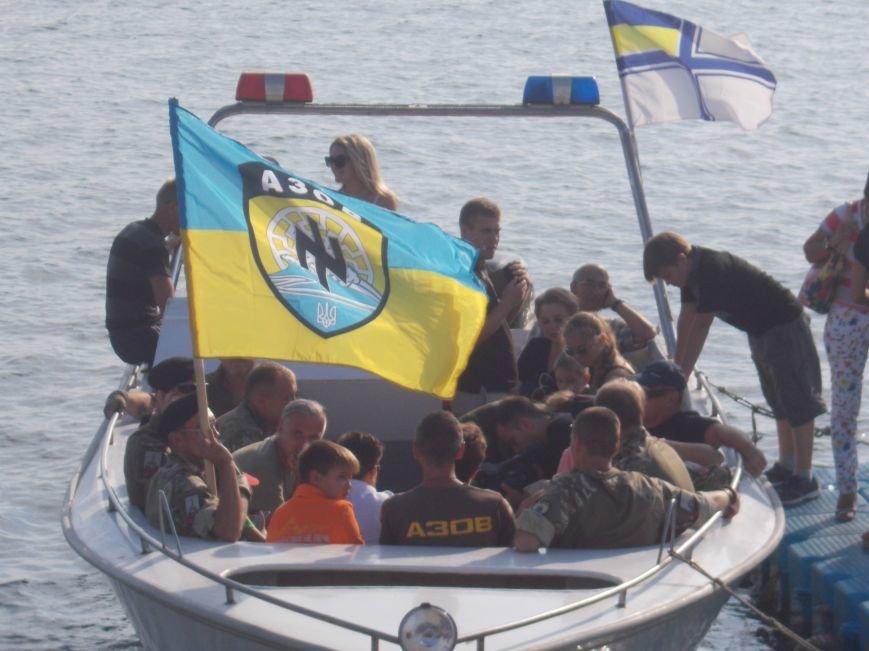 В Бердянске состоялся аквамайдан (фото) - фото 4