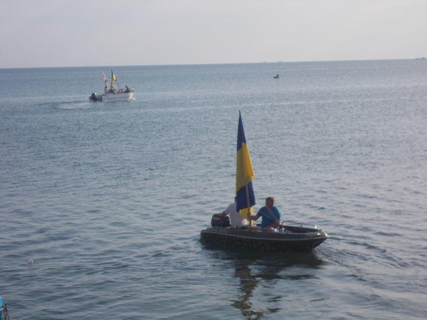 В Бердянске состоялся аквамайдан (фото) - фото 6