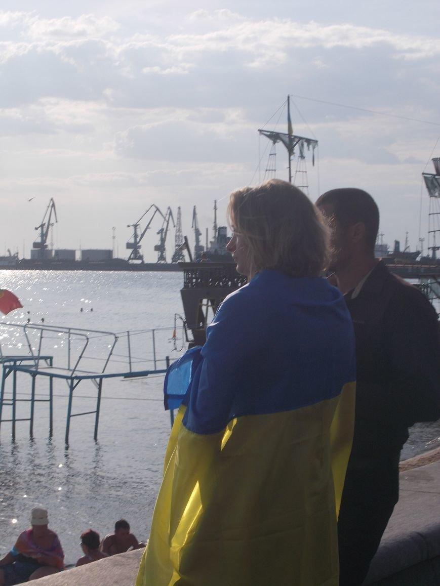 В Бердянске состоялся аквамайдан (фото) - фото 7