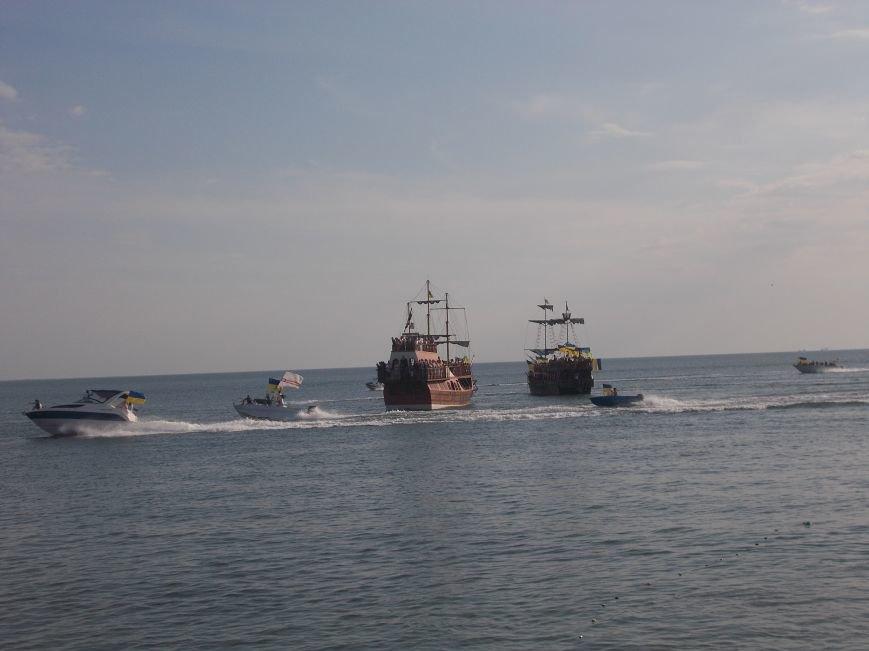 В Бердянске состоялся аквамайдан (фото) - фото 9